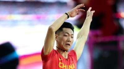 世锦赛男子跳远决赛 石雨豪王嘉男分获六七名
