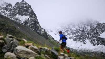 重回阿尔卑斯山地马拉松 丈量山川美景