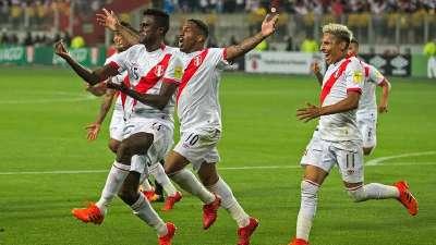 世预赛附加赛-法尔范破门  秘鲁2-0新西兰晋级