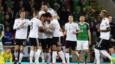 德国2018世界杯晋级之路 夺冠头号热门十场全胜