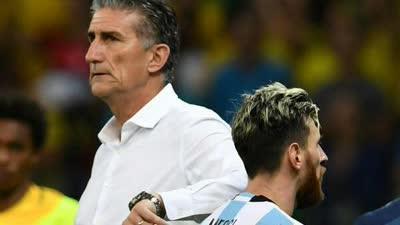 阿根廷若输球主帅将下课 众球星力挺1名帅上位