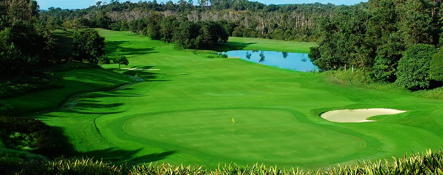 民丹岛必打的高尔夫球场-乐雅高尔夫俱乐部