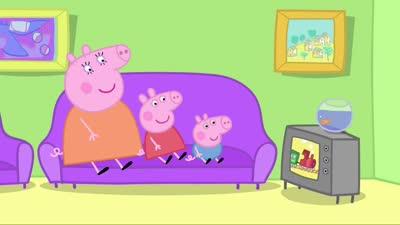 粉红猪小妹 第一季42