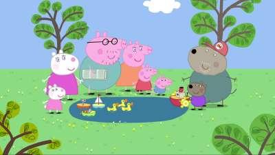 粉红猪小妹 第二季11
