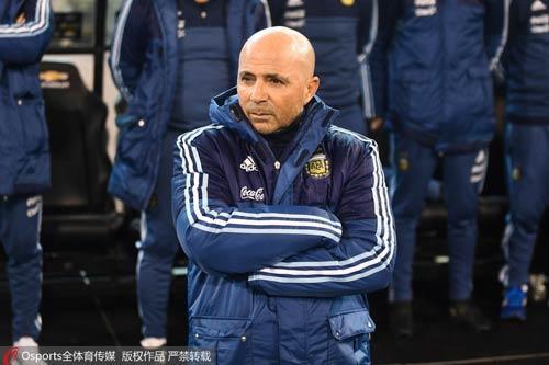 KO巴西!桑保利阿根廷首秀及格 终结对手神纪录