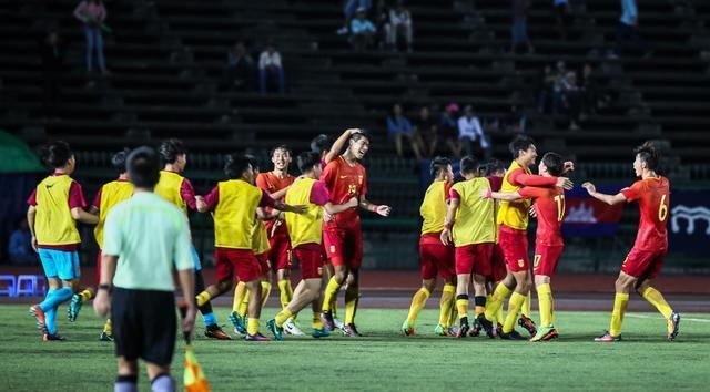 又见中国足球打平即可出线!缅甸考验国青 避免国少悲剧
