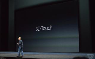 3D Touch功能颠覆操作方式