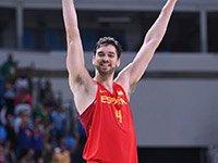 西班牙男篮1分险胜澳大利亚摘下铜牌[篮球花絮]