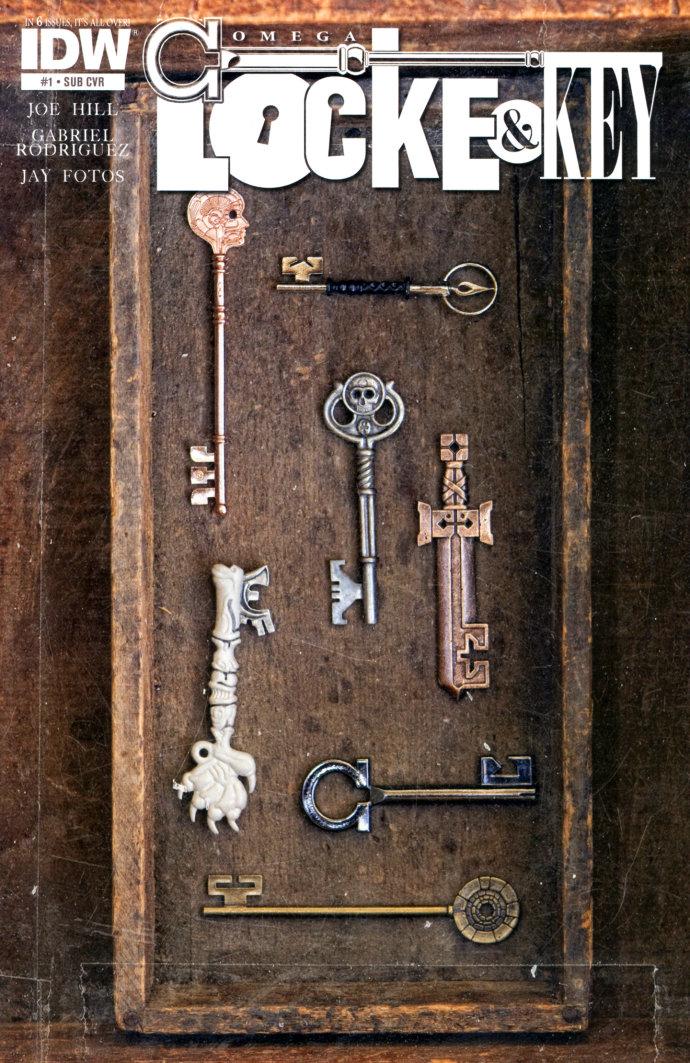 Locke & Key 鬼屋
