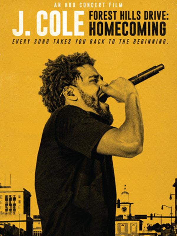J.Cole Homecoming演唱会