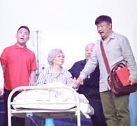 贾冰劝蔡明捐器官泪奔
