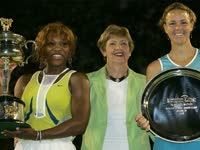 2005澳网小威胜达文波特 夺大满贯第7冠