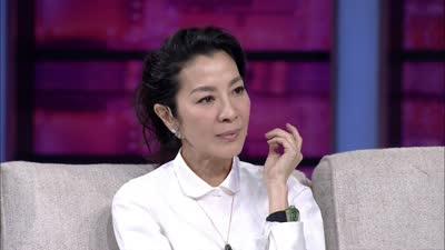 动作女星杨紫琼的传奇人生 曾经被逼参加选美