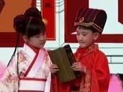 《放歌中国》20160131:萌娃穿汉服吟唱春晓 瞿弦和深情朗诵震撼人心