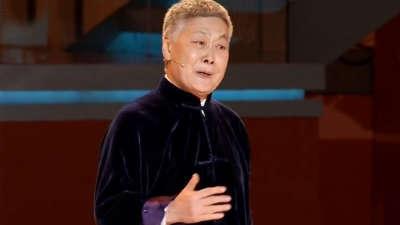 裴艳玲表演京剧《翠屏山》