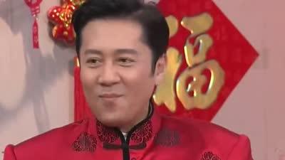 新年赏宝大会开张 蔡国庆王刚来做客