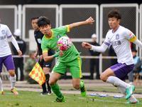 中超-天津泰达1-0杭州绿城 迪亚涅破门建功
