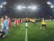 拜仁慕尼黑足球赛现场