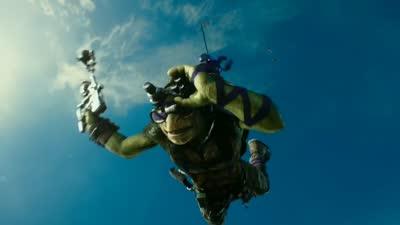 《忍者神龟2:破影而出》曝光一支名为Vin Diesel30秒预告