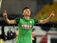 中超-国安乐视2-0亚泰 马季奇送点张稀哲于大宝建功