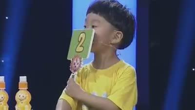 可爱宝宝不识妈 陈朗家庭获得冠军