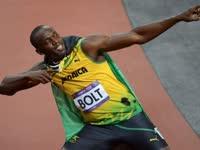 吃鸡块才能跑的快!飞人博尔特奥运200米决赛再夺冠