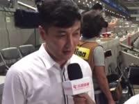 【徐阳】中国足球在进步 有机会冲击世界杯名额