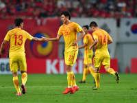 (粤语录播)12强赛:韩国3-2中国