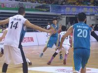 (全场录播 霍华德解说)2016广东省男子篮球联赛总决赛第一场 东莞78-67广州