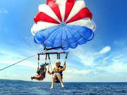 杜布罗夫尼克滑翔伞的深渊(Parasailing Abyss Dubrovnik)