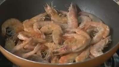 椰香咖喱虾 西餐大厨携手李慧珍