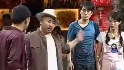 刘能赵四打架换新招了 看完才发现有啥不一样!