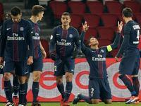 巴黎圣日耳曼2-0昂热