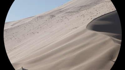 《沙漠之心》越野e族化身长龙巡城 尤靖茹全明星探直播