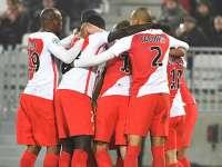 波尔多0-4摩纳哥