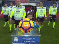 第17轮录播:热那亚vs巴勒莫(原声)16/17赛季意甲