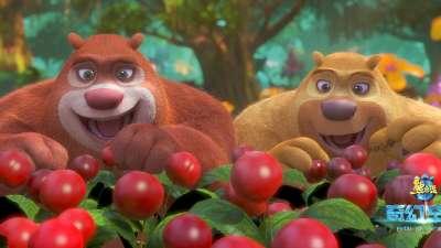 《熊出没·奇幻空间》欢乐奇遇版预告  瑰丽视效树国产动漫新标杆