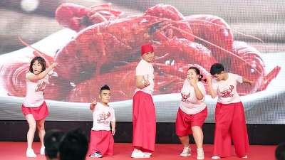 《泡菜爱上小龙虾》主题曲 徐申东大跳龙虾舞