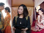 《头等舱》20170117:刘诗诗杨颖的嫁衣是她做的? 私人订制到底是什么?