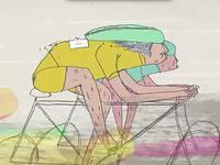 烧脑动画!自行车赛诡异多变 嗜烟车手癫狂之旅