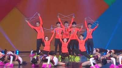健身舞《高手在民间》