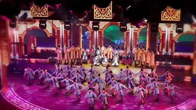 新疆艺术剧院木卡姆艺术团《欢乐的麦西来普》