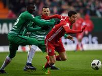不莱梅vs拜仁慕尼黑(上)