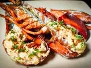 日式铁板烧之最:龙虾海鲜牛排大餐
