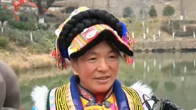 体验浓郁古羌文化风情