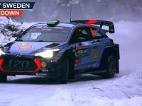 WRC瑞典站前瞻 现代车队Shakedown短片欣赏