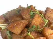 《食全食美》20170223:东北特色酱烧土豆 三种酱料齐上阵