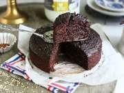 情融巧克力蛋糕