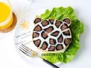 面包也可以性感和可爱 私房自制豹纹土司片