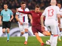 录播:罗马vs里昂(粤语)16/17赛季欧联